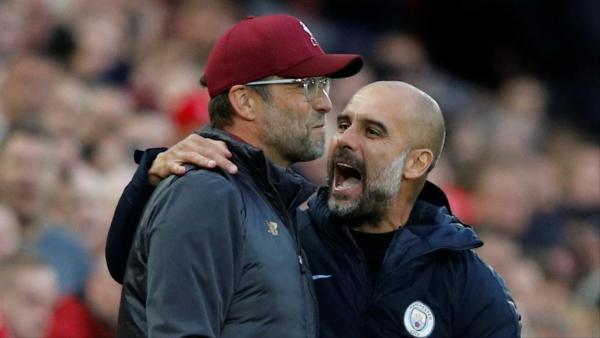"""""""غوارديولا"""": """"أصعب منافس واجهته هو ليفربول"""""""