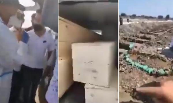 مواطنون يشككون في وفاة أقاربهم بفيروس كورونا وينتقدون ظروف دفنهم ونقلهم إلى المقابر (فيديو)