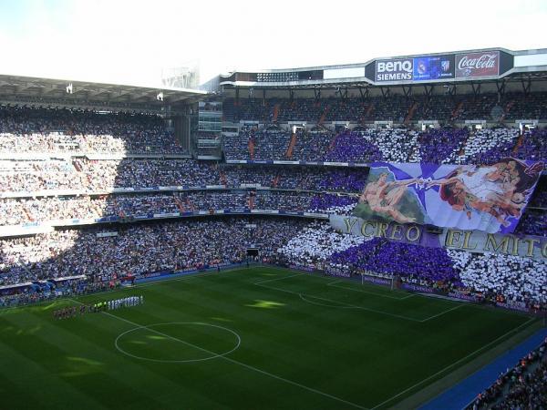 ريال مدريد يحول ملعبه لتخزين معدات طبية لمكافحة كورونا