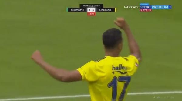 بالفيديو..درار يصالح جماهيره ويسجل هدفا رائعا ضد ريال مدريد