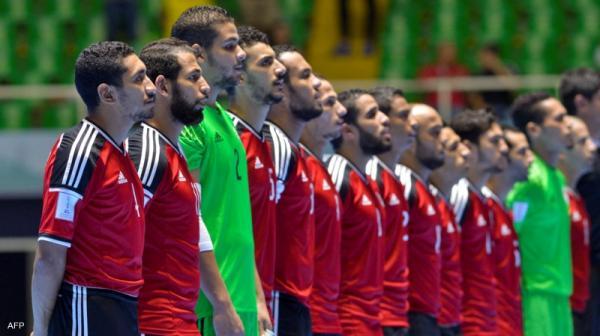 منتخب مصر ينهزم أمام أوزباكستان ويغادر مونديال كرة القدم داخل القاعة