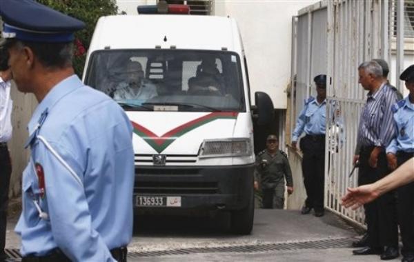 الأمن يقبض على رئيس عصابة بمراكش