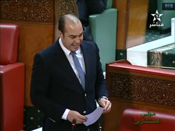 """بالصورة...الوزير السابق """"محمد أوزين"""" يجري عملية تجميل وهكذا أصبح شكله"""