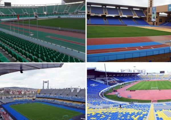 منتخبات إفريقية تختار الملاعب المغربية لخوض مبارياتها في تصفيات مونديال قطر 2022