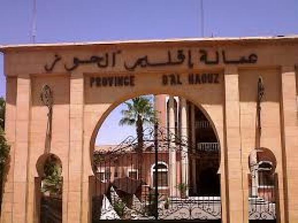 نقابيون: عامل إقليم الحوز تنصل من التزاماته