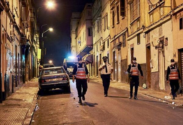 مصالح الأمن بمراكش في قلب الحدث للسهر على احترام التدابير الوقائية خلال شهر رمضان