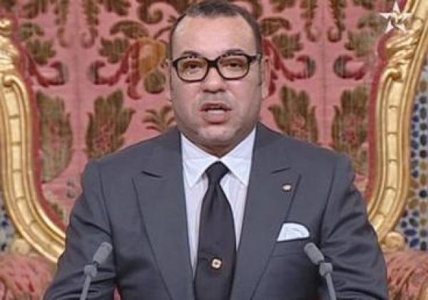 في أول رد فعل للاعلام الجزائري : العاهل المغربي يوجه مجددا اتهامات جاهزة الى الجزائر