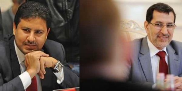 """عاجل: العثماني يحسم في موقف """"البيجيدي"""" من متابعة """"حامي الدين"""" بتهمة المشاركة في القتل"""
