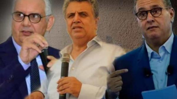 """نقاش حاد بين """"وهبي"""" و""""بركة"""" حول رئاسة البرلمان يضع أخنوش في موقف حرج"""
