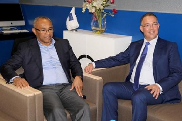 """""""لقجع"""" ينجح في تولي منصب هام جدا في الاتحاد الإفريقي لكرة القدم"""