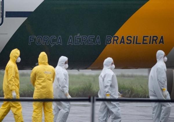 كورونا يواصل تفشيه في البرازيل وتسجيل حصيلة مخيفة في آخر 24 ساعة