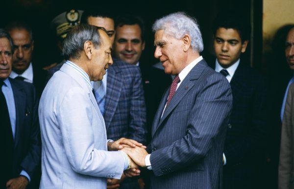 مقالب طريفة بين الملك الراحل الحسن الثاني وقادة الجزائر