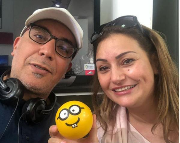 المغربية نجاة الوافي تعود للظهور من جديد بعد براءتها من الخيانة الزوجية (صورة)