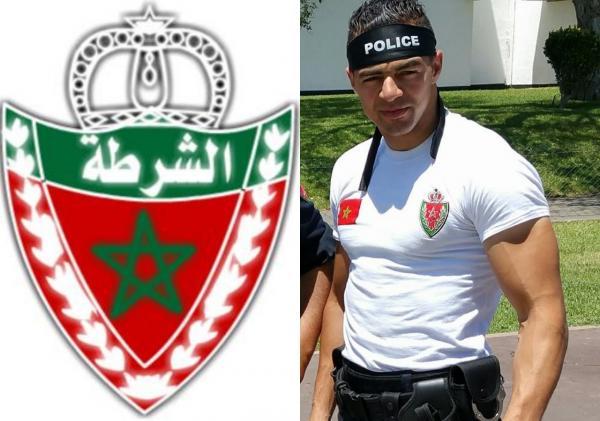 مديرية الأمن الوطني ترد على فيديو الشرطي المثير للجدل هشام الملولي