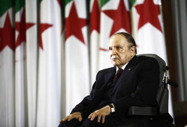 رسميا... الحزب الحاكم بالجزائر يعلن ترشيح بوتفليقة لولاية خامسة