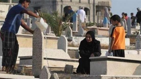 تعرف على مشروعية زيارة القبور في الأعياد