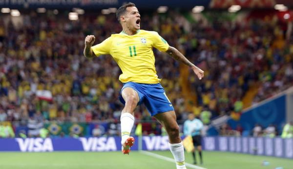 البرازيل تتعذب قبل الفوز على كوستاريكا في آخر اللحظات (فيديو)