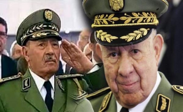 """موقع جزائري: شنقريحة يأمر بوضع الجنرال بن علي في الإقامة الجبرية و""""الكل يشك في الكل"""" بعد الصفعة المخابراتية المغربية"""