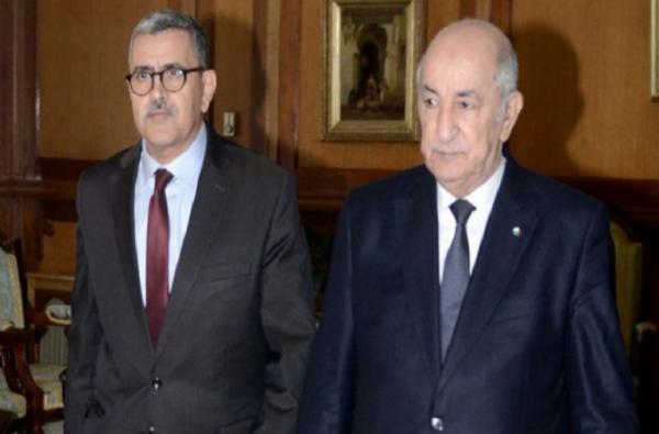 """بعد الانتخابات التشريعية..الحكومة الجزائرية تقدم استقالتها لـ""""تبون"""""""