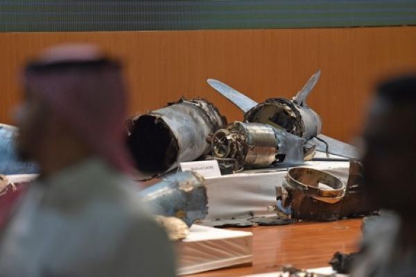 """السعودية تكشف """"أدلة تورط إيران"""" في هجوم أرامكو"""