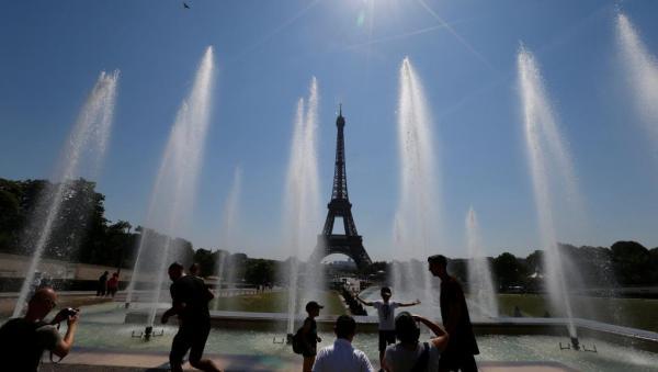 موجة حرارة غير مسبوقة تضرب فرنسا والسلطات تعلن حالة اليقظة