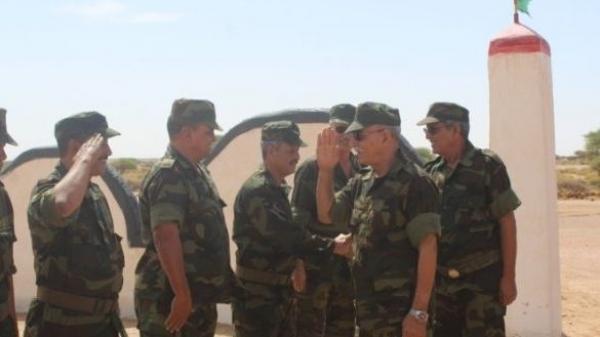 كواليس لقاء بين وفد من الجيش الجزائري وقيادة البوليساريو
