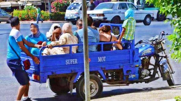 """وزير النقل يتخذ قرارا صارما ونهائيا في حق سائقي """"التريبورتورات"""" والقضية فيها غرامات كبيرة"""