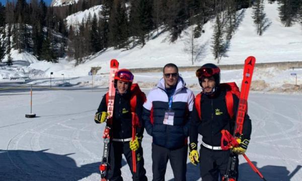بطولة العالم للتزلج بإيطاليا: المنتخب المغربي يتأهل إلى النهائيات