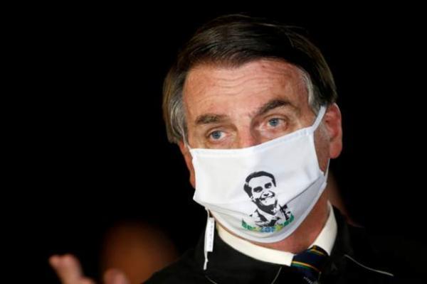تأكد إصابة رئيس البرازيل جايير بولسونارو بفيروس كورونا المستجد