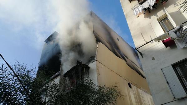 قتيل وجرحى بعد انفجار ضخم هز الحي المحمدي بالدارالبيضاء بسبب قنينة غاز