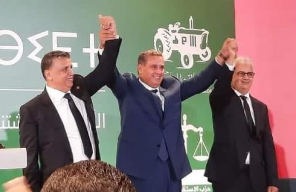 بعد انضمام حزبه إلى الأغلبية الحكومية...وهبي: سنقدم نموذجا لحكومة قوية  لاخراج المغرب من أزمته
