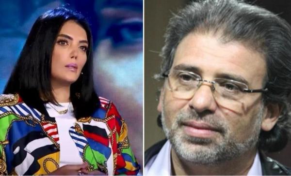 """فنانة مصرية شهيرة تفضح المخرج """"خالد يوسف"""""""