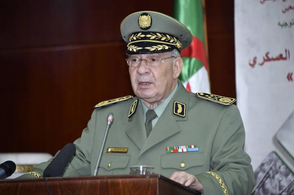 تحذير شديد اللهجة من رئيس أركان الجيش للجزائريين