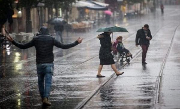 الأرصاد الجوية تبشر المغاربة بتساقطات مطرية بدءا من الغد