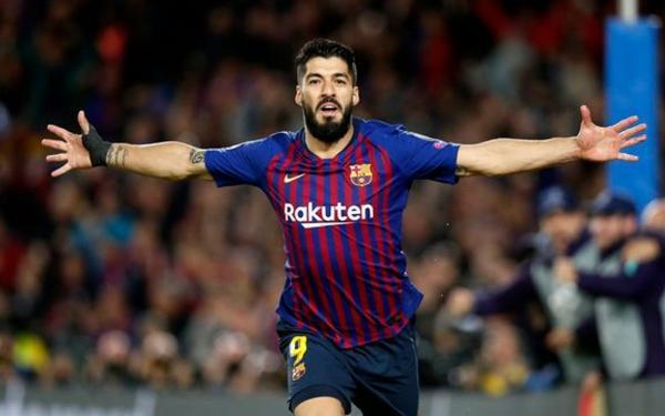 """سواريز: """"العمل الجماعي"""" قاد برشلونة للفوز على أتلتيكو"""