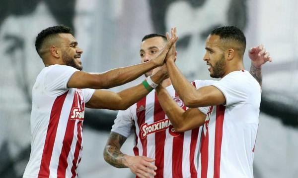 شاهد الهدف ال16 يوسف العربي في الدوري اليوناني