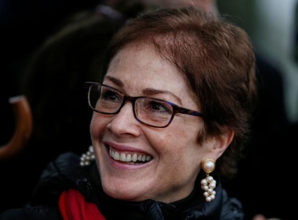 السفيرة ماري يوفانوفيتش.. أحدث الضحايا الرئيس ترامب
