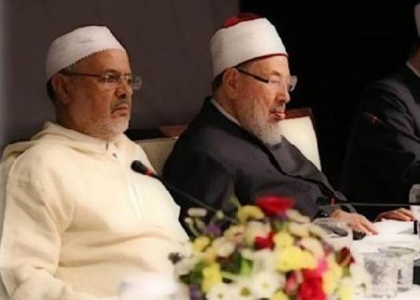 """رسميا...""""الريسوني"""" يخلف """"القرضاوي"""" على رأس الاتحاد العالمي لعلماء المسلمين"""
