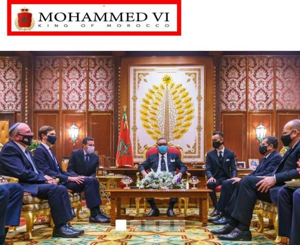 """مغاربة شباب يطلقون منصة رقمية للتعريف بمنجزات المملكة تحت قيادة الملك """"محمد السادس"""""""