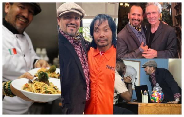 من المحمدية إلى هوليود: قصة طباخ مغربي قاده شغف المسرح إلى ولوج عالم السينما واللعب بجانب مشاهير أمريكا (فيديو)