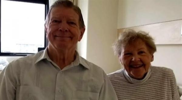 أمريكيان مسنان سعيدان بعزلهما في اليابان بسبب فيروس كورونا