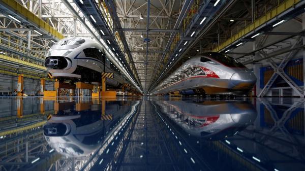 """الصين تقدم عرضا مغريا جدا لإنشاء الخط السككي فائق السرعة الجديد و""""ماكرون"""" يحل بالمغرب لإفشال الصفقة"""