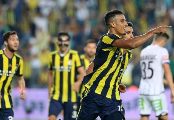 فنربهتشه يستهل مشواره في الدوري التركي بانتصار ساحق ودرار يزور الشباك (فيديو)