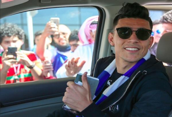 الوحدة السعودي ينتظر إذن الفيفا للتعاقد مع المغربي بنشرقي