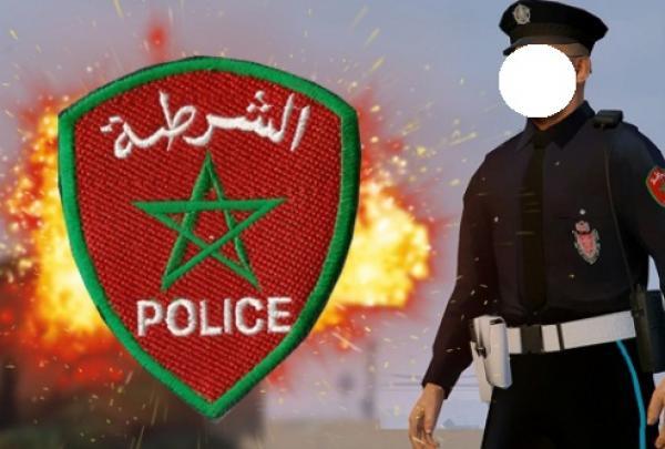 تطورات مثيرة في قضية شرطي نفذ عملية سرقة غريبة بتطوان