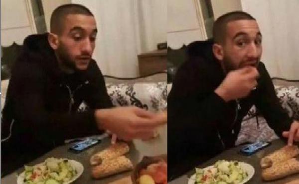 بالصور: صورة وجبة زياش تشعل مواقع التواصل بالسخرية