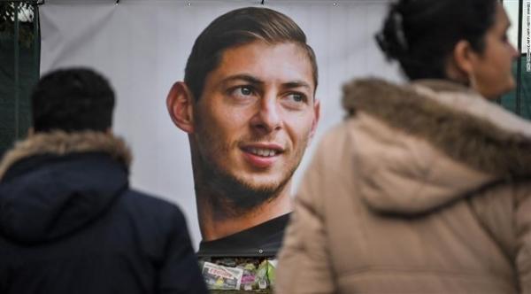 إلقاء القبض على أحد المتهمين في إغتيال الأرجنتيني إيميليانو سالا
