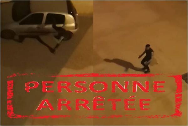 القبض على بطل فيديو تهشيم سيارة في الشارع يكشف تورطه في جريمة أخرى
