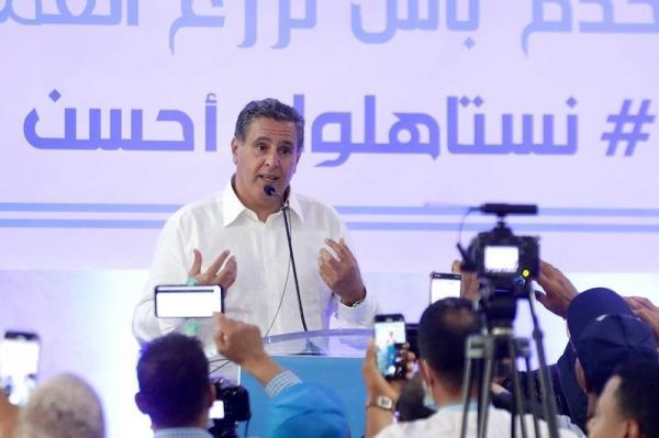 """""""أخنوش"""" لن يترشح في الانتخابات البرلمانية ويختار رئاسة جماعة أكادير عوضا عنها"""