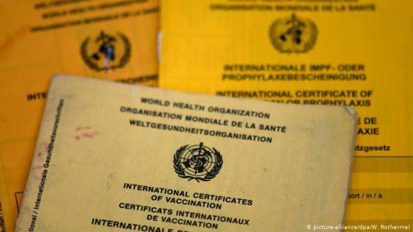 """دراسة حول اعتماد """"جوازات سفر مناعية"""" تحصّن حاملها!"""